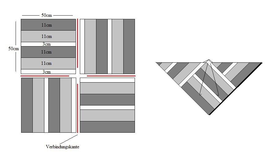 h kelanleitung f r einen kuscheligen poncho anleitungen. Black Bedroom Furniture Sets. Home Design Ideas